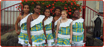 Association des antillais, guyanais