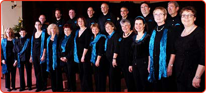 Ensemble vocal Mosaïques